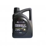 Моторное масло Hyundai Premum LF Gasoline 5W20 SM (4л)