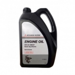 Моторное масло MITSUBISHI Engine Oil Semi-Synthetic 5W-30 SM/CF (4л)