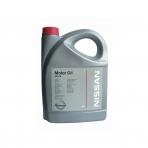 Моторное масло NISSAN Motor Oil 5W-40 SL/CF (5л)