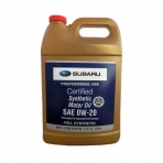 Моторное масло SUBARU Synthetic 0W-20 (3,780л)
