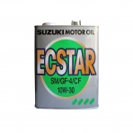 Моторное масло SUZUKI Ecstar 10W-30 SM (3л)