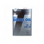 Моторное масло TOYOTA Castle Diesel Oil 5W-30 DL-1 (4л)