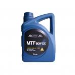 Увеличить Трансмиссионное масло Hyundai MTF SAE 80W DC (4л)