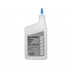 Трансмиссионное масло NISSAN Synthetic Gear GL-5 75W-140 (0,946л)